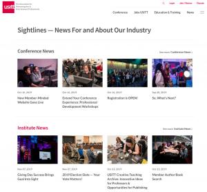 2019 News Site